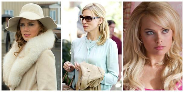 Oscar Fashion Stars