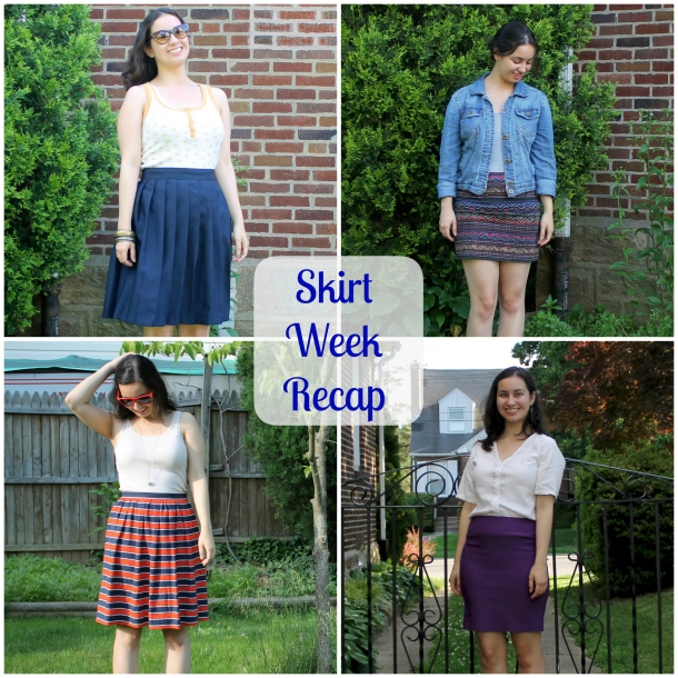 Skirt Week Recap