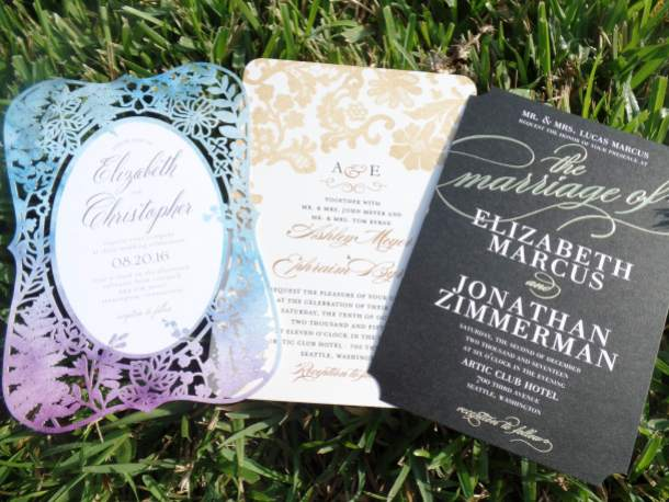 Wedding Paper Divas samples